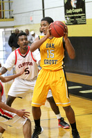 12/26/2013 - Oak Grove vs Clinton