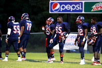8/31/2012 - Callaway vs Forest Hill