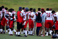 9/10/15 - Forest Hill vs Callaway